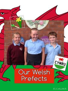 Welsh prefects.